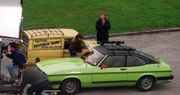 Batman and Robin - Only Fools and Horses Christmas Special