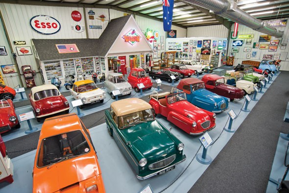 World's biggest collection of small cars goes on sale