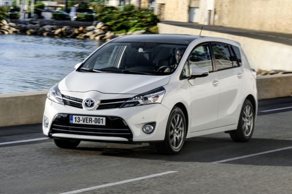 New Toyota Verso