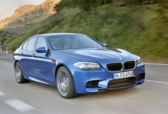 Top five beefy cars with plenty of horse...power