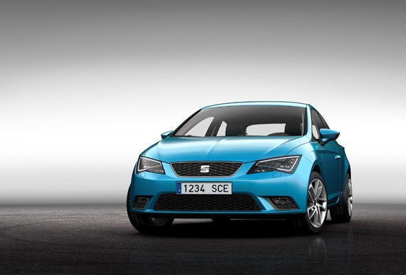2013 Seat Leon SC