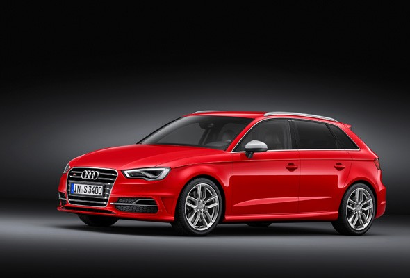 Audi S3 Sportback
