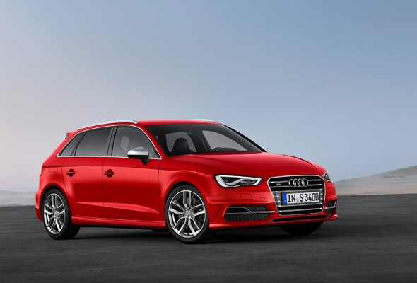 Hot A3 Sportback revealed