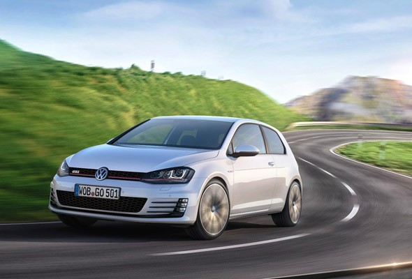 Sporty new Golf GTI revealed