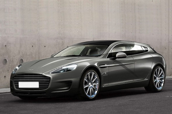 Bertone to show one-off Aston Martin creation at Geneva show