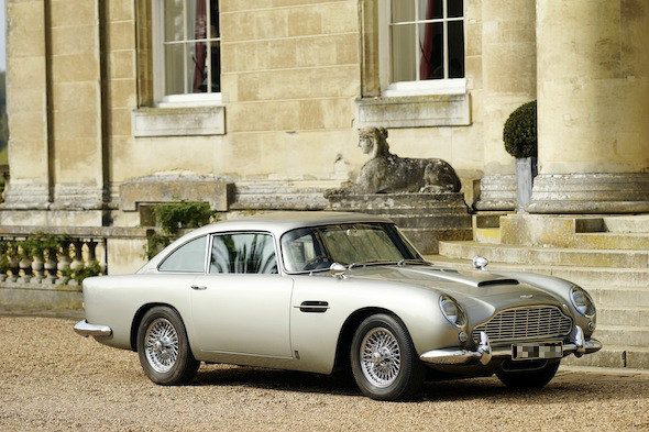 Swiss ex-billionaire forced to sell James Bond's DB5