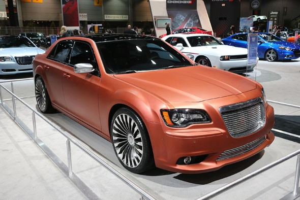 Chrysler 300S Turbine