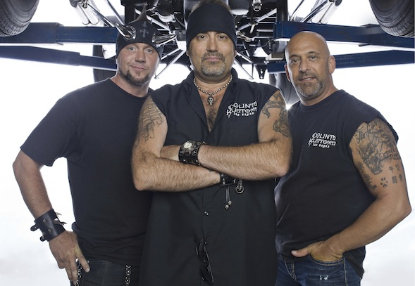 Counting Cars Cast Members