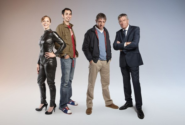News series of Fifth Gear begins Monday 11th February