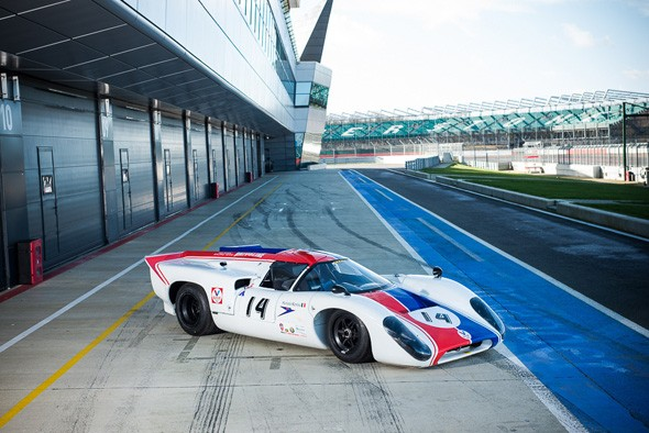 Steve McQueen's 'Le Mans' racer up for auction