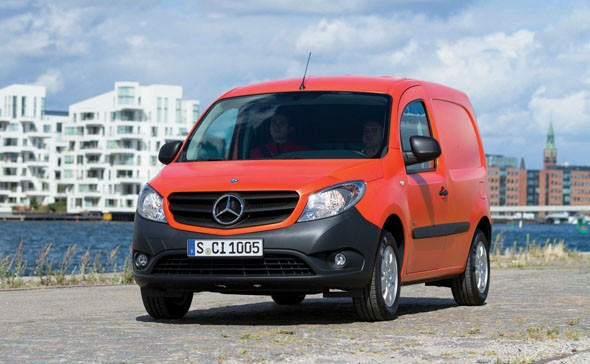 3. New Mercedes Citan