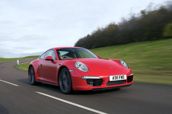 First Drive: Porsche 911 Carrera 4S