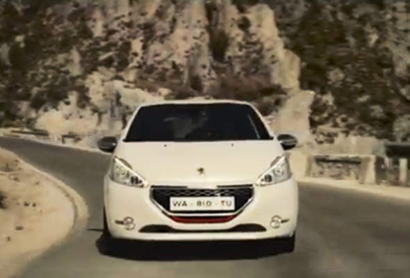 Peugeot's GTi moniker returns in stylish video