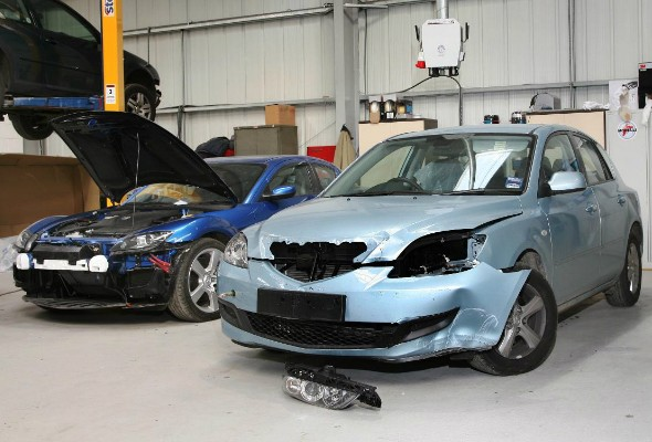 If My Car Is Repaired Is The Accident Recorded