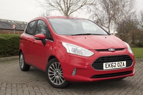Long term report: Ford B-Max