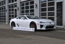 Europe gets its final Lexus LFA
