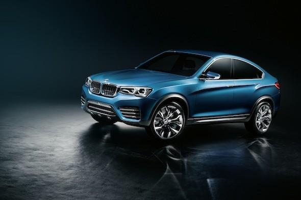 BMW Concept X4