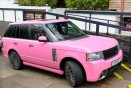 Katie Price attempts to sell her pink Range Rover to Twitter followers