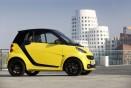 Smart ForTwo Cityflame special edition announced