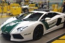 Dubai police add 690bhp Lamborghini Aventador to fleet