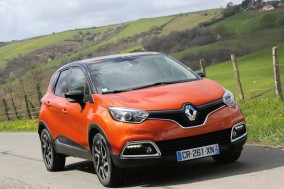 First drive: Renault Captur