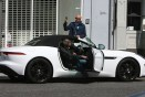 Clarkson finds Jaguar F-Type a tight fit