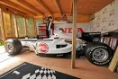 F1 fan builds full-scale Honda replica