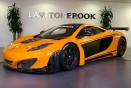 Supercar specialists offer rare McLaren MP4-12C GT3