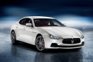 Maserati unveils BMW 5-series rivalling Ghibli