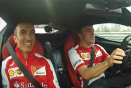 Video: Fernando Alonso tests the LaFerrari
