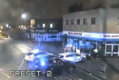 Video: Drink driver crashes into shop