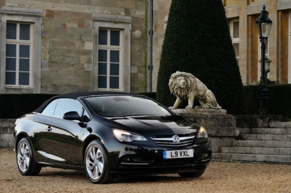 Vauxhall Cascada