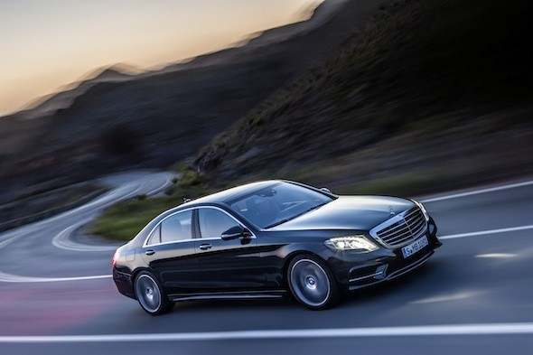 New Mercedes-Benz S-Class