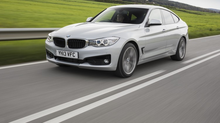 First drive: BMW 3-Series Gran Turismo