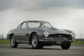 Aston Martin DB4GT fetches record £3.2 million at auction