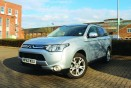 Final long term report: Mitsubishi Outlander