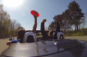 Mazda MX-5 and Ultimate Frisbee make the perfect summer combination