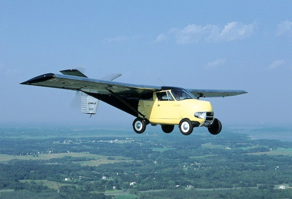 World Flying Cars World's First Flying Car