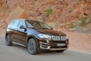 New BMW X5 unveiled