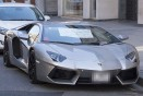 Lamborghini Aventador goes up for sale via makeshift paper sign