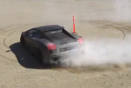 Video: Gymkhana in a Lamborghini!
