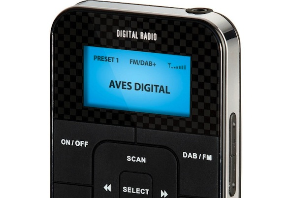 Product review: Aves Air DAB radio