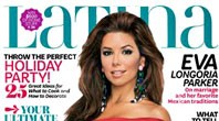 Eva Longoria, portada de Latina