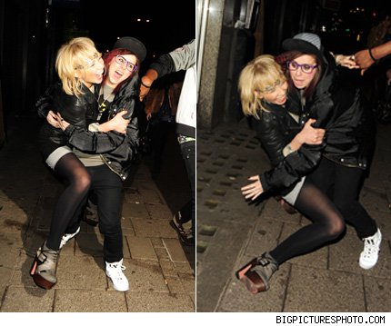 lady sovereign 2010. and Lady Sovereign falling