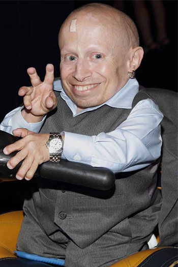 One time celebrity Big Brother contestant Verne Troyer had to take legal ...