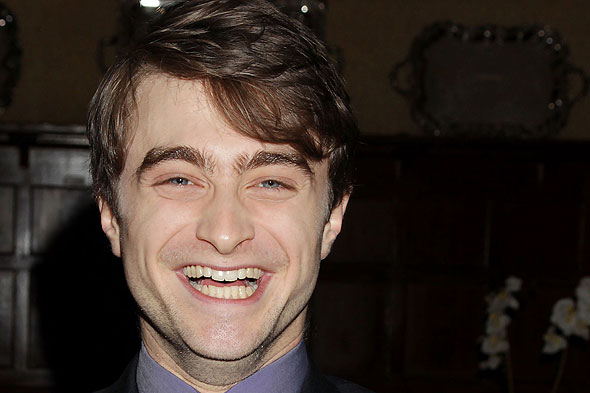Daniel Radcliffe has topped Heat magazine's Rich List for UK stars under 30 ...