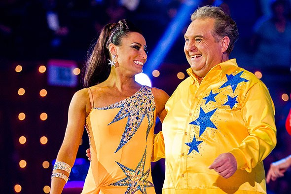 Russell Grant leaves Strictly