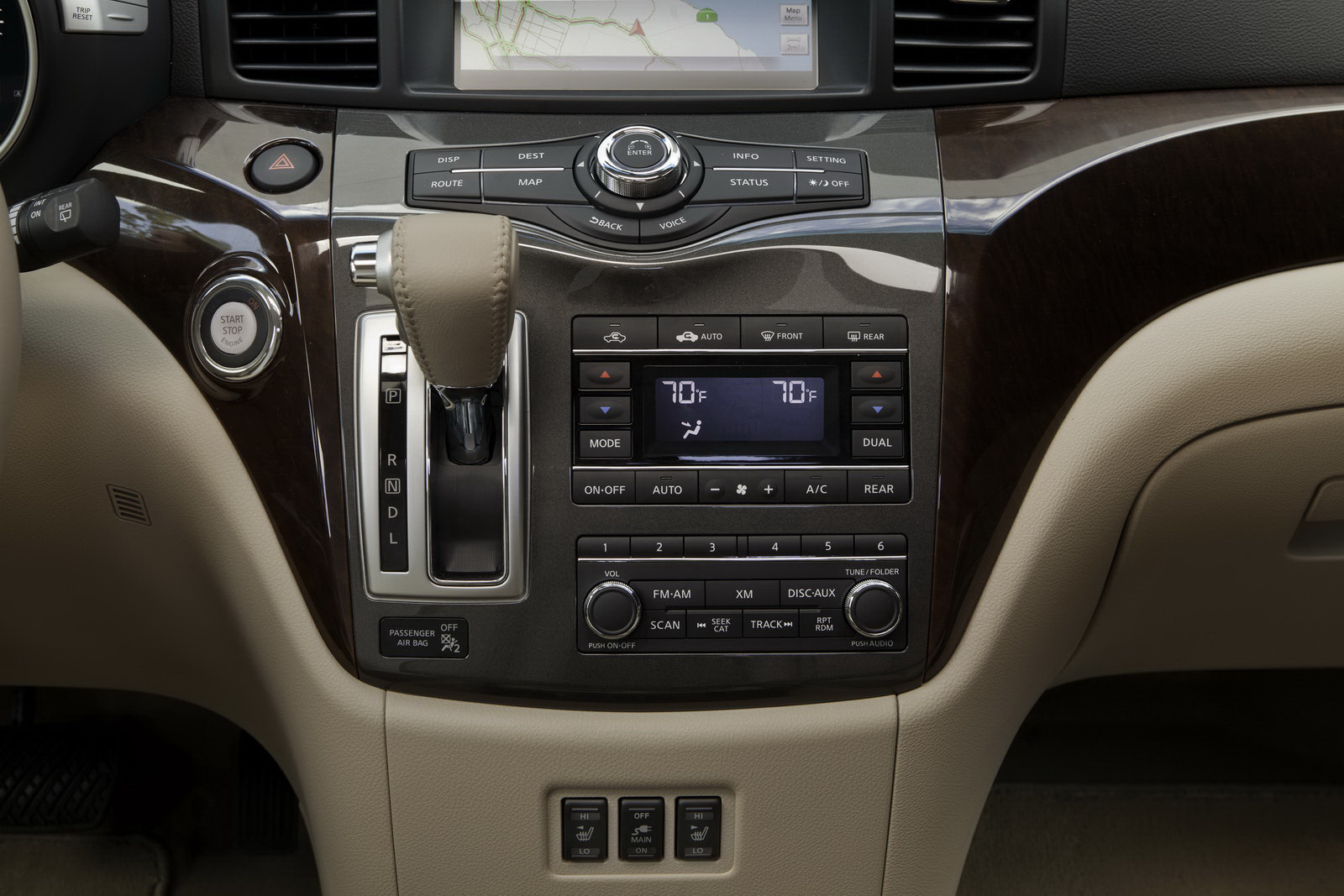Nissan quest 2010 viewing gallery