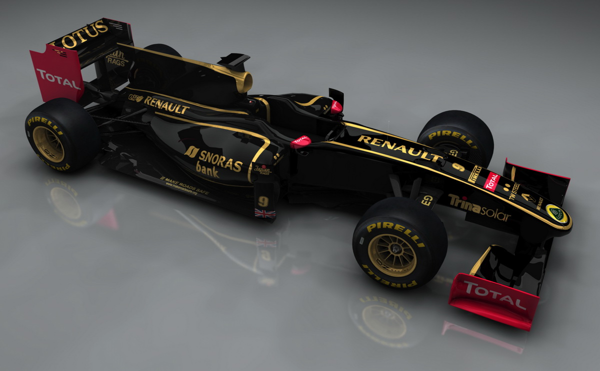 lotus renault f1 2011. Black Bedroom Furniture Sets. Home Design Ideas