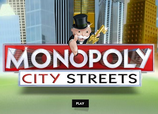 load 唔到 game: Monopoly City Streets
